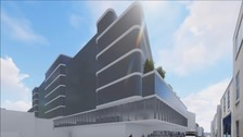 How Jersey's new hospital is expected to look