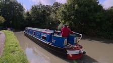 A massive clean-up is taking place along the Grand Union Canal in Bedfordshire.