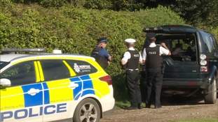Two people have been killed in a light aircraft crash on the Queen's Sandringham Estate.