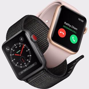 The Apple Watch 3