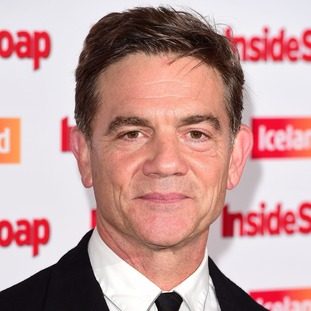 Holby City star John Michie