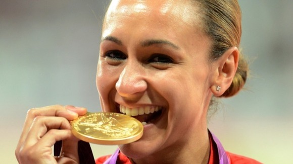 The face of the Games, Jessica Ennis, cemented her place as a London 2012 icon.