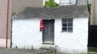 Waterside cottage for sale. It's small but so is the price. Yours for £15,000?