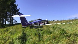 plane crash Sandringham