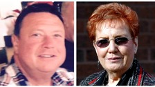 Nigel Dodds and Val Barnes were killed in a plane crash in West Norfolk.