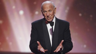 Actor Klugman speaking at the 6th annual TV Land Awards in Santa Monica in 2008