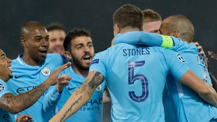 Man City outstanding as they hit Feyenoord for four