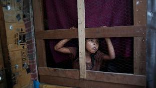 Rohingya Muslims face 'catastrophic' humanitarian crisis