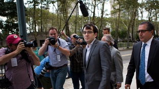 Shkreli was dubbed 'the most hated man in America' for hiking the price of Aids medication