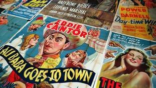 Cinema posters