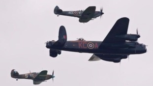 Battle of Britain Memorial Flight no longer part of annual Channel Islands Air Display