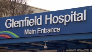 The heart unit at Glenfield is currently under threat