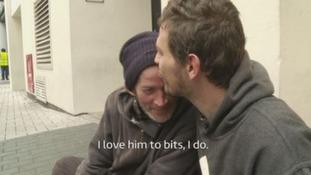 Luke and Shaun