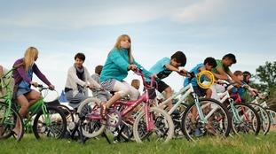 15,000 Cumbria school children to pedal their way to better cycling
