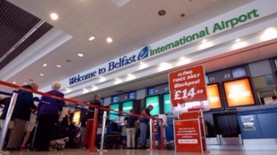 Belfast International Airport reports rise in profits and passengers