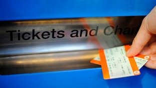 You can say goodbye to orange paper train tickets