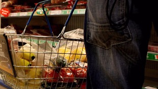 Rising inflation is putting a squeeze on British households