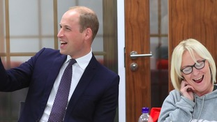 Prince William: 'Charlotte will be trouble'