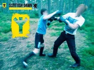 An Instagram image of Scottish Dawn.