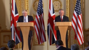 US will be 'steadfast ally' to UK during Brexit process