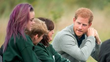 Prince Harry has a wild time in the Essex countryside