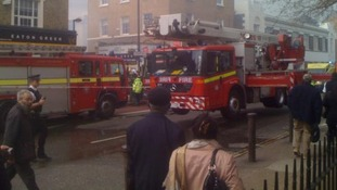Fire engines Camberwell