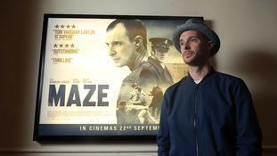 Maze escape film shows 'progress needs dialogue'