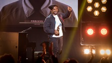 Sampha has won the UK's most prestigious music award.
