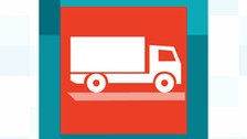 lorry graphic