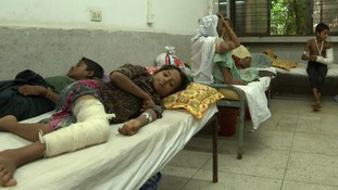 Rohingya children among worst affected by Myanmar violence