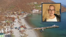 Alice Bolton from Suffolk has cousins live on the wrecked island of Barbuda.