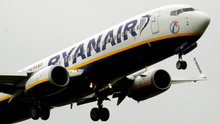 Stansted flight makes emergency landing after losing wheel