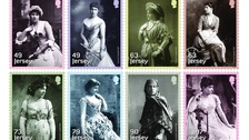 Stamps featuring Jersey actress, Lillie Langtry, to be released, marking 100 years since her retirement from the stage