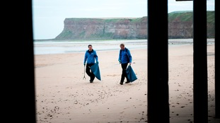 Litter-pick invite for Redcar and Saltburn