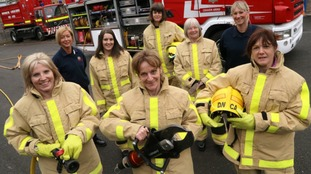 Fancy becoming a female fire fighter?