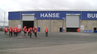 New multi-million pound grain store opens in King's Lynn port