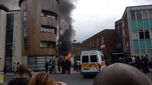 Fire Camberwell