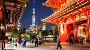 Tokyo named best value long-haul holiday destination