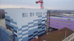 Hull New Theatre has got a new look