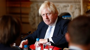 Boris Johnson's Brexit blueprint will add to speculation he still hopes to become Conservative leader.