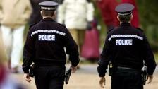 Police increase armed patrols following London tube bombing