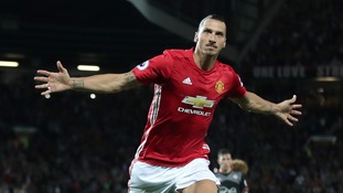 Zlatan expecting great things from Man United this season