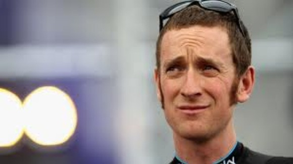 Bradley Wiggins 2012 Tour winner
