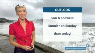 Weather outlook with Emma Jesson