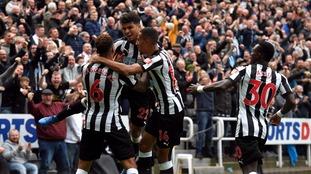 Premier League: Lascelles the hero for Newcastle against Stoke
