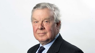 Nicholas Ferguson, the new chairman of BSkyB