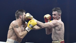 Callum Smith claims hard-fought victory over Skoglund to progress to the World Boxing Super Series semi-finals