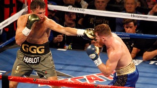 Golovkin and Alvarez World middleweight showdown in Vegas ends in controversial draw