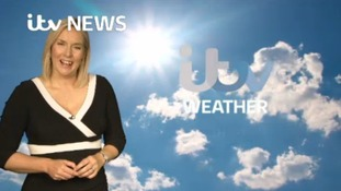 Kate has the latest forecast