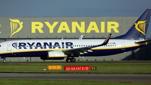Flights from Stansted have been among those affected this weekend